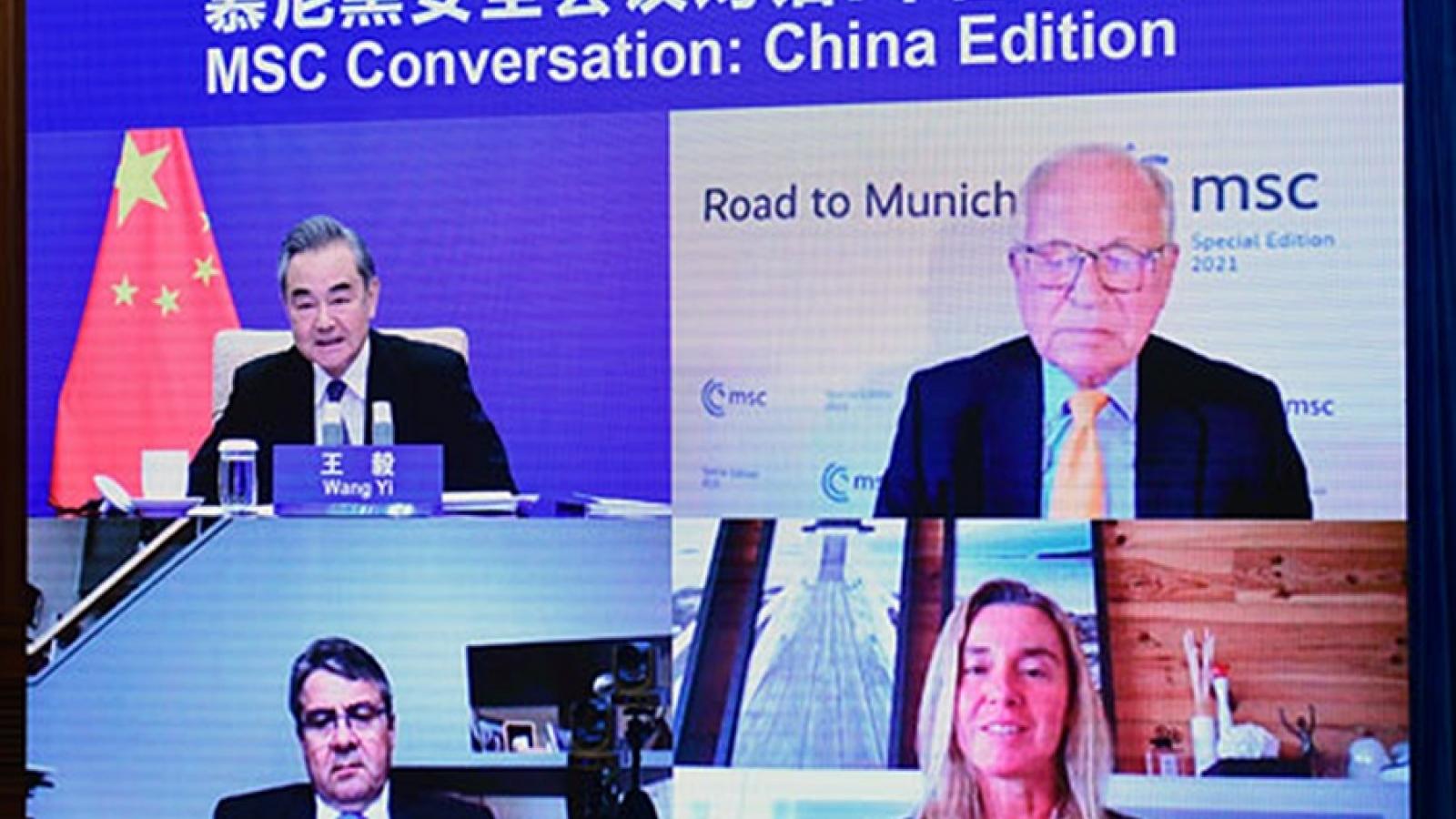 Trung Quốc lên tiếng về Hiệp định đầu tư Trung-Âu, kêu gọi New Zealand hợp tác
