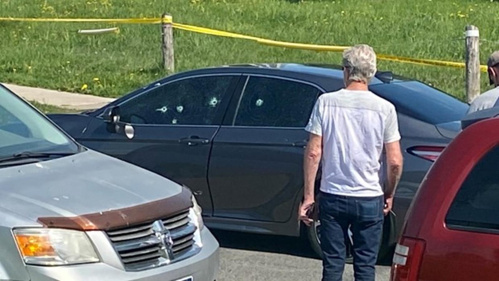 Xả súng tại Canada khiến 4 người thương vong