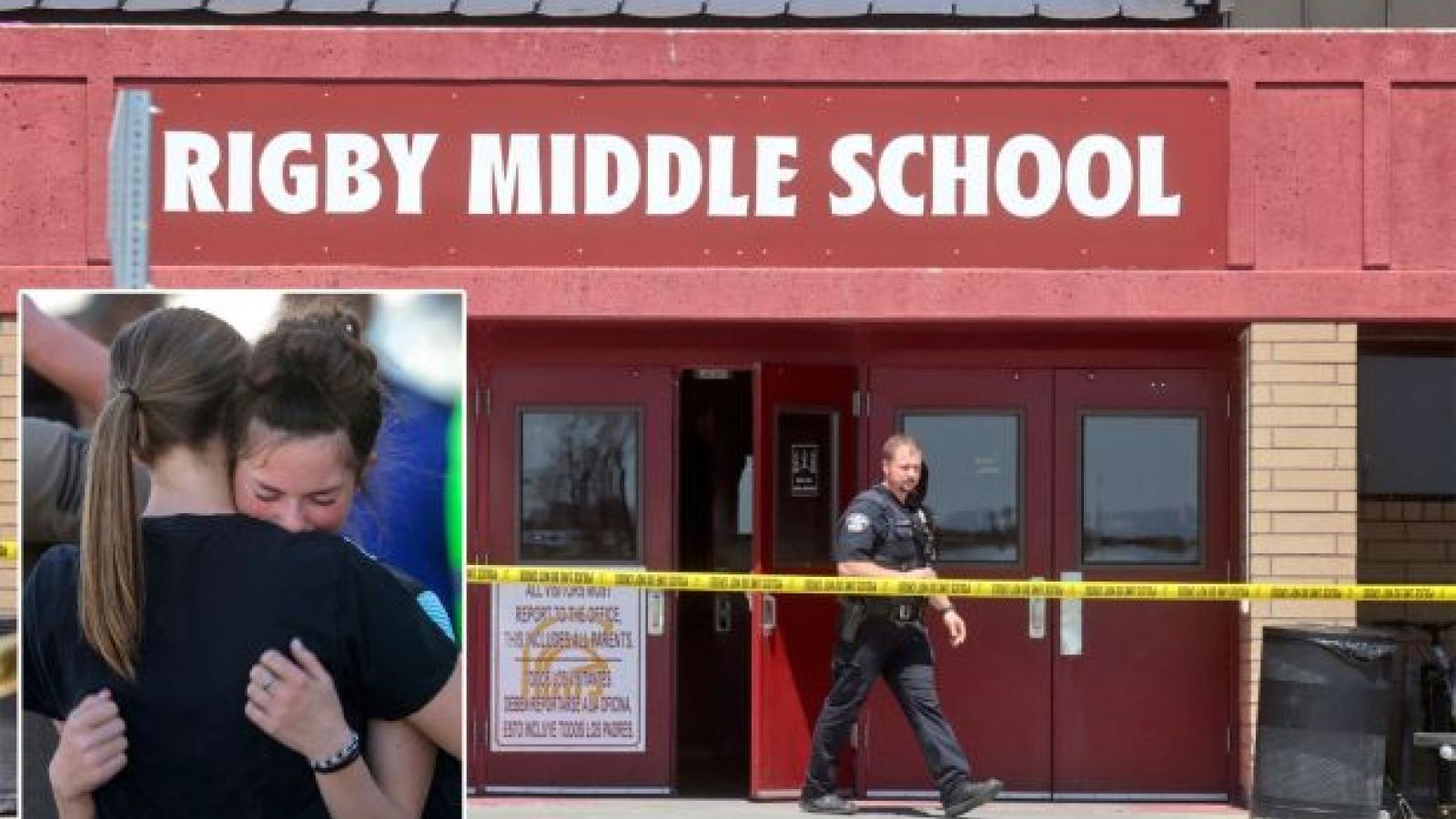 Nữ sinh lớp 6 xả súng tại trường học ở Mỹ