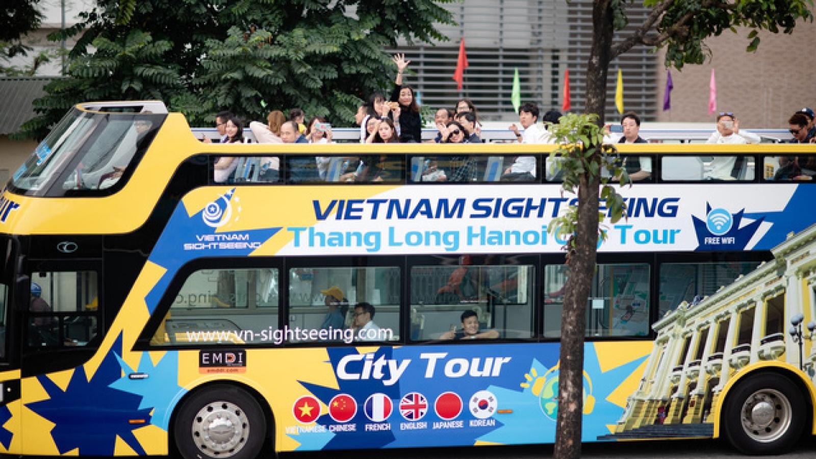 Bộ GTVT không cho phép ô tô 2 tầng chở khách kết nối Đà Nẵng - Hội An