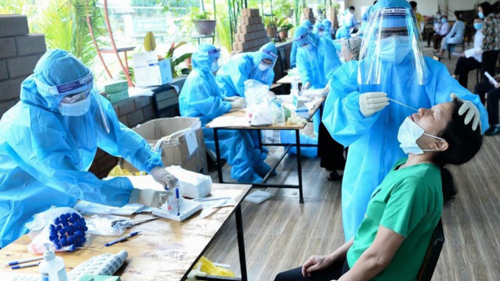 Sáng 29/5, Việt Nam có thêm 87 ca mắc COVID-19, chủ yếu ở Bắc Giang, Bắc Ninh
