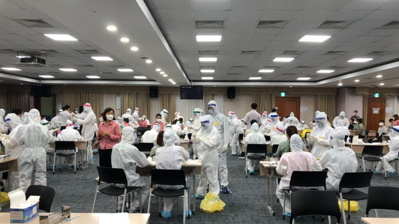 Bắc Ninh và Bắc Giang dốc toàn lực đón công nhân quay lại doanh nghiệp làm việc