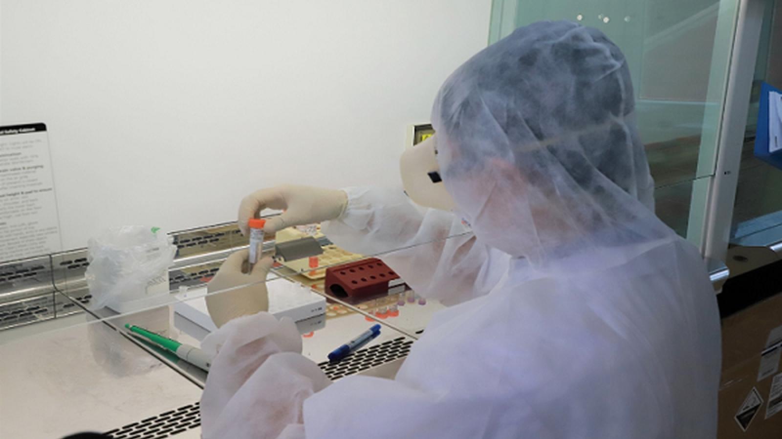 Phát hiện đột biến gene của virus trên 4 bệnh nhân mắc COVID-19ở Việt Nam