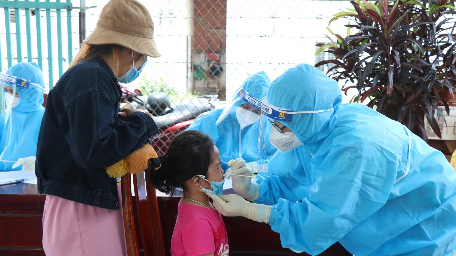 144 người liên quan đến 2 ca bệnh COVID-19 ở Đắk Lắk đã âm tính lần 1