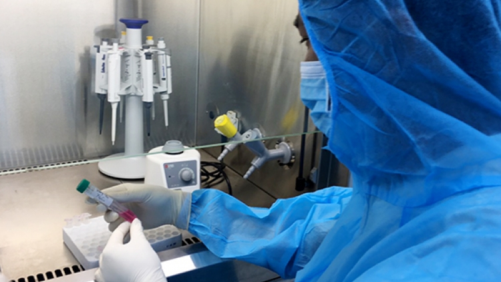 Toàn bộ hơn 960 mẫu xét nghiệm ở Sơn Laâm tính với SARS-CoV-2