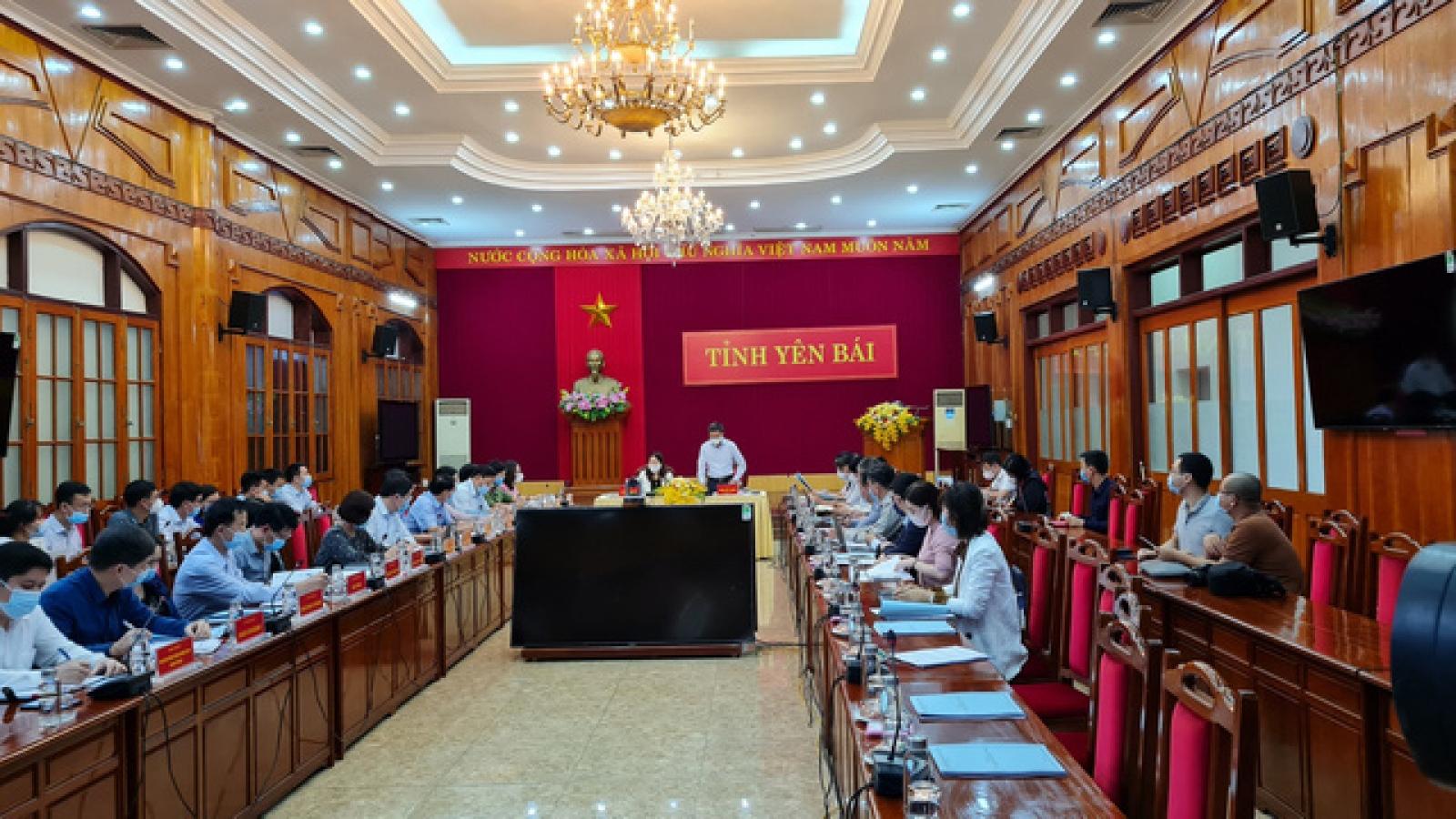Yên Bái truy vết các F1 và F2 liên quan đến chuyên gia Trung Quốc mắc Covid-19