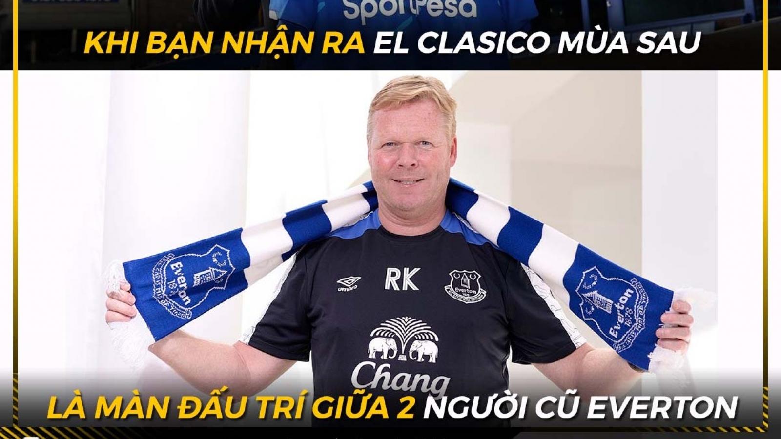 """Biếm họa 24h: Everton """"chi phối"""" trận Siêu kinh điển"""