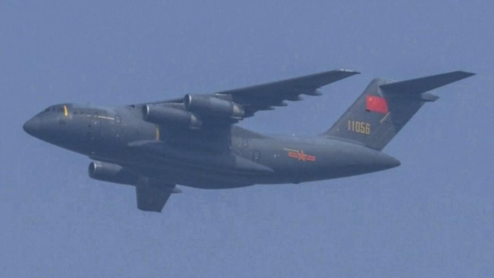 """Malaysia triệu Đại sứ Trung Quốc phản đối vụ 16 máy bay """"xâm phạm không phận"""""""