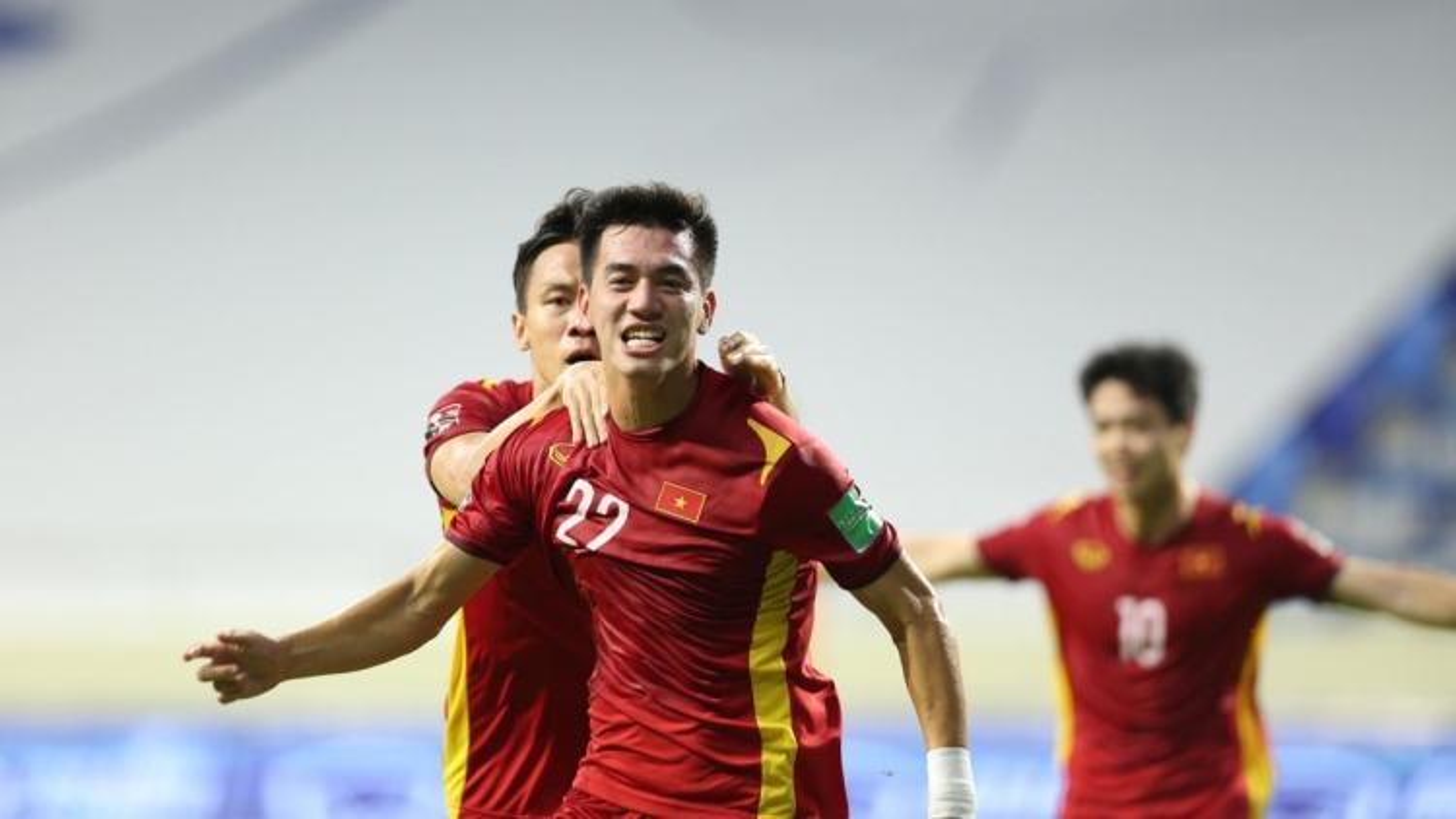 """Tiến Linh vắng mặt ở danh sách """"người hùng"""" tại vòng loại thứ 2 World Cup 2022 của AFC"""
