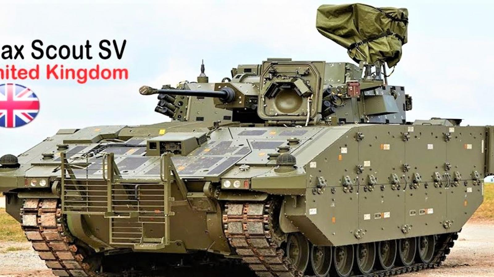"""""""Tránh vỏ dưa, gặp vỏ dừa"""": Anh dừng thử nghiệm xe tăng Ajax vì nhiều nguyên nhân"""