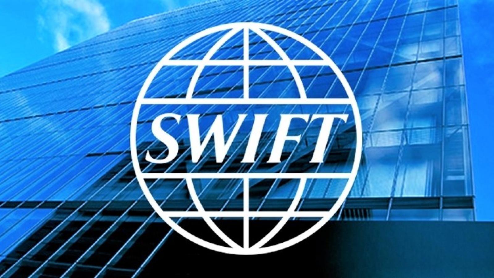 Nga đã chuẩn bị phương án bị loại khỏi SWIFT