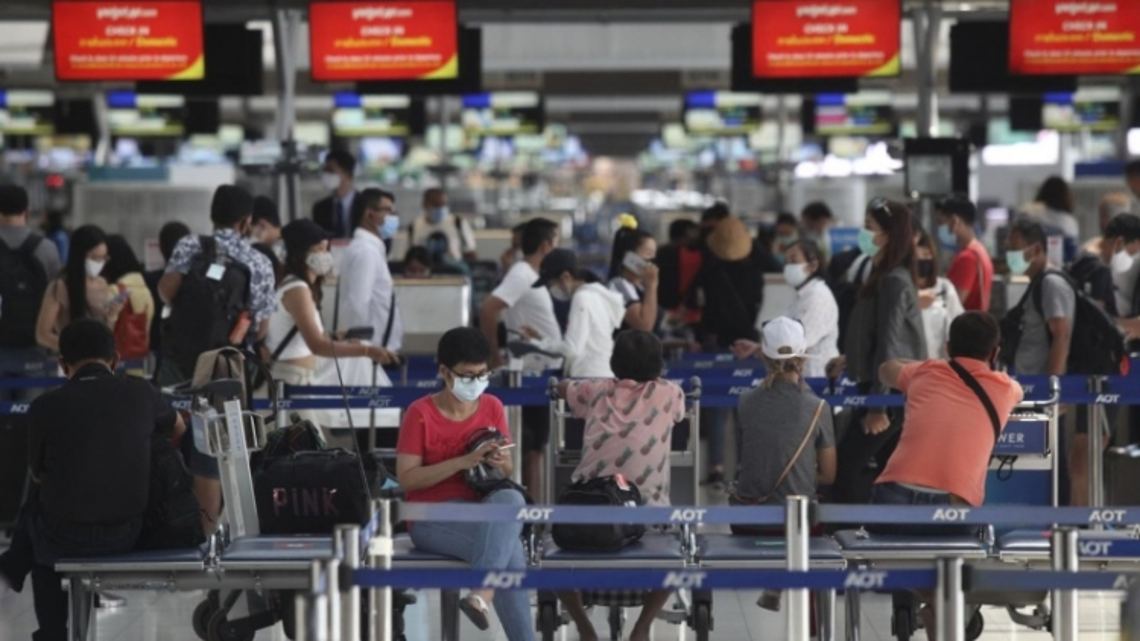 Nội các Thái Lan phê duyệt gói cứu trợ kinh tế trị giá 4,5 tỷ USD