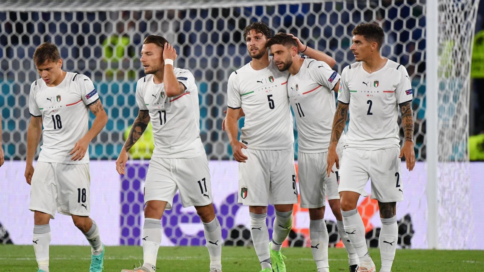 """Italia khởi đầu như mơ ở EURO 2021 khi """"đè bẹp"""" Thổ Nhĩ Kỳ"""