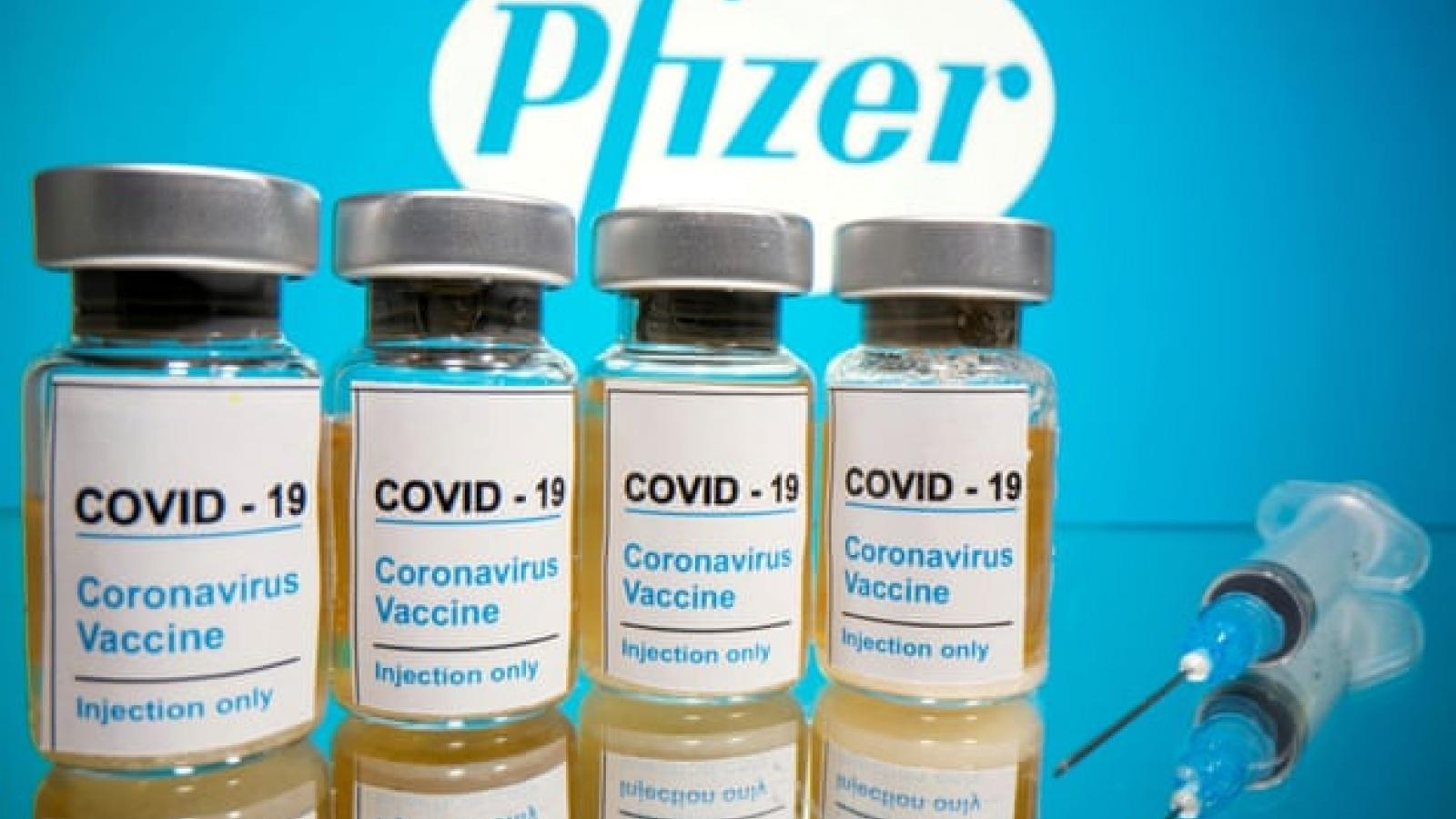 Việt Nam phê duyệt khẩn cấp vaccine phòng COVID-19 của Pfizer/BioNTech