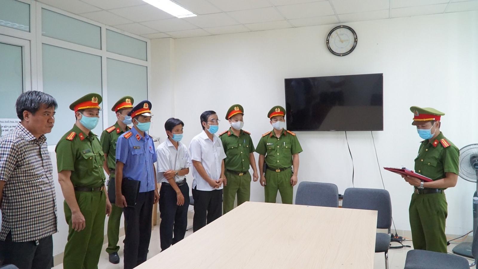 Bắt thêm 3 cán bộ trong đường dây kê khống hơn 350 mộ giả ở Thừa Thiên Huế