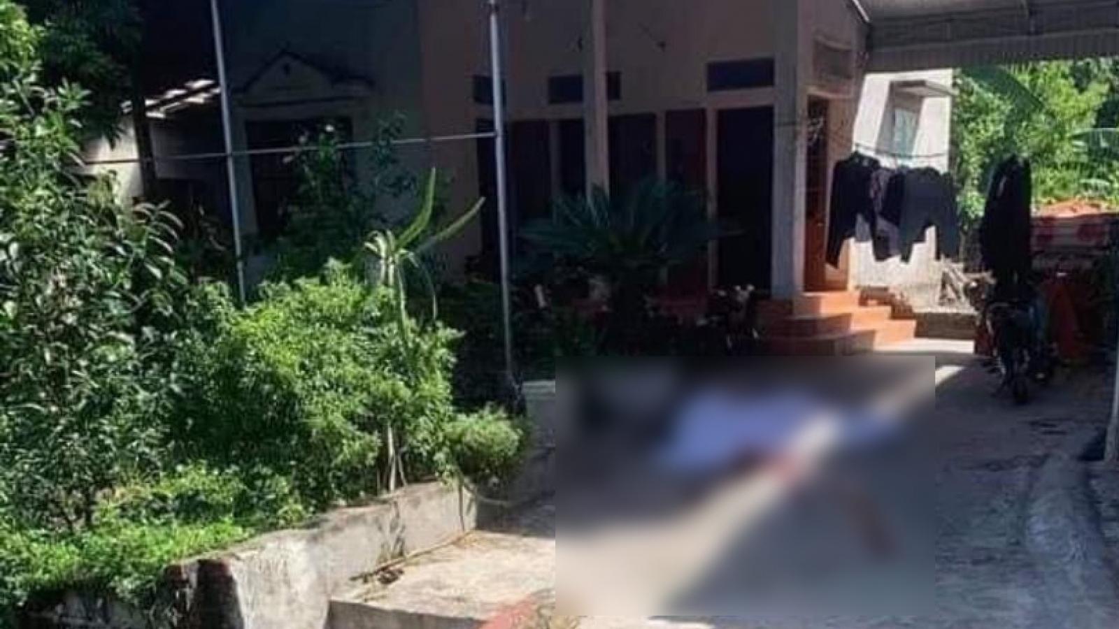 Thảm án ở Thái Bình: Con rể truy sát cả nhà vợ khiến 3 người tử vong
