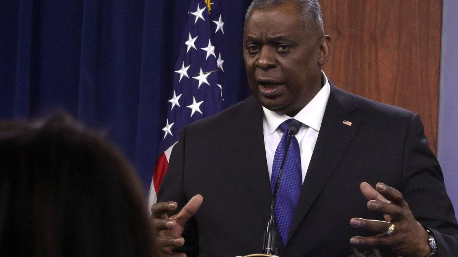 Bộ trưởng Quốc phòng Mỹ yêu cầu dốc toàn lực đối phó với Trung Quốc