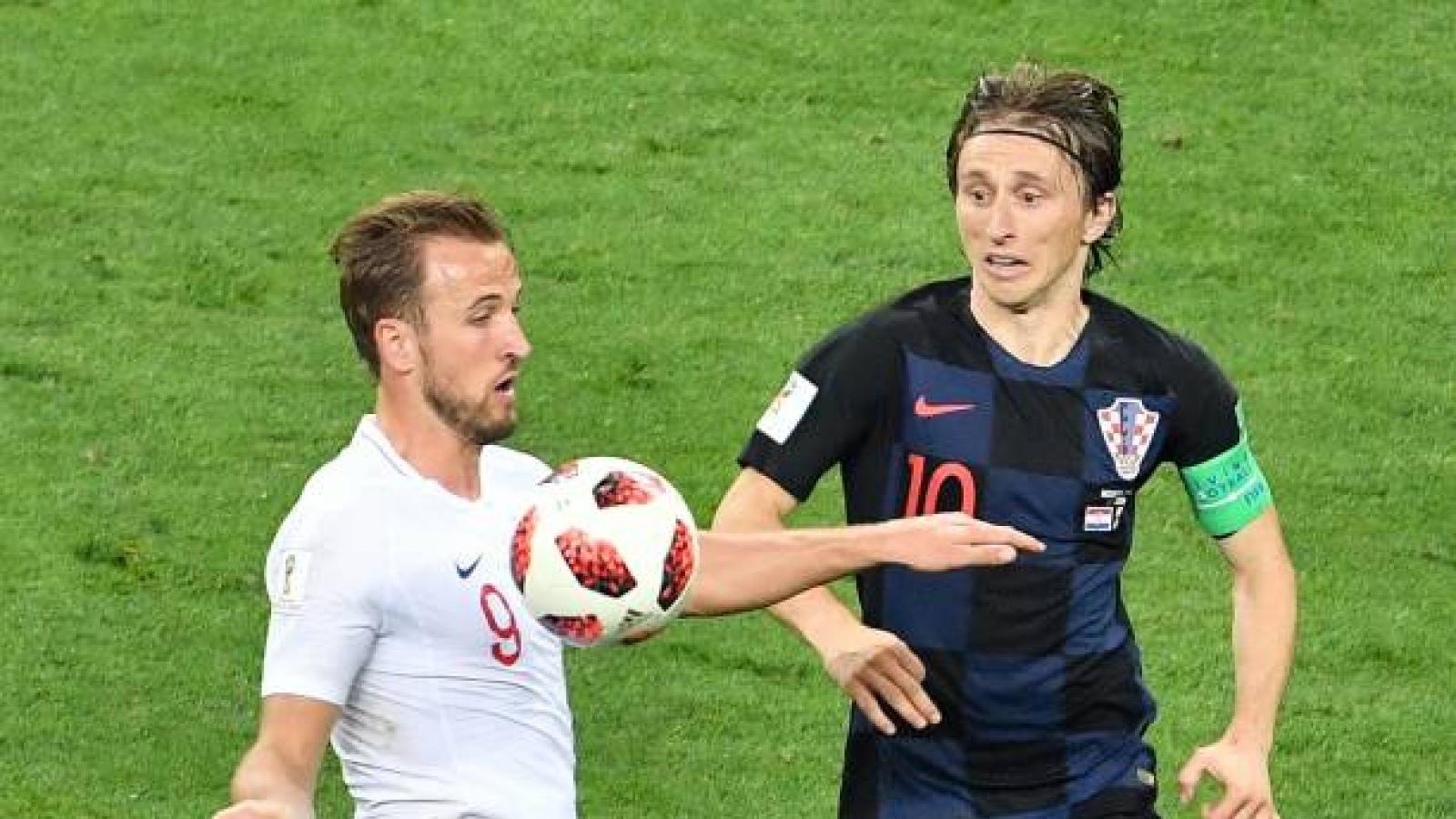 Góc BLV: ĐT Anh có thể đánh bại ĐT Croatia nhờ sức trẻ
