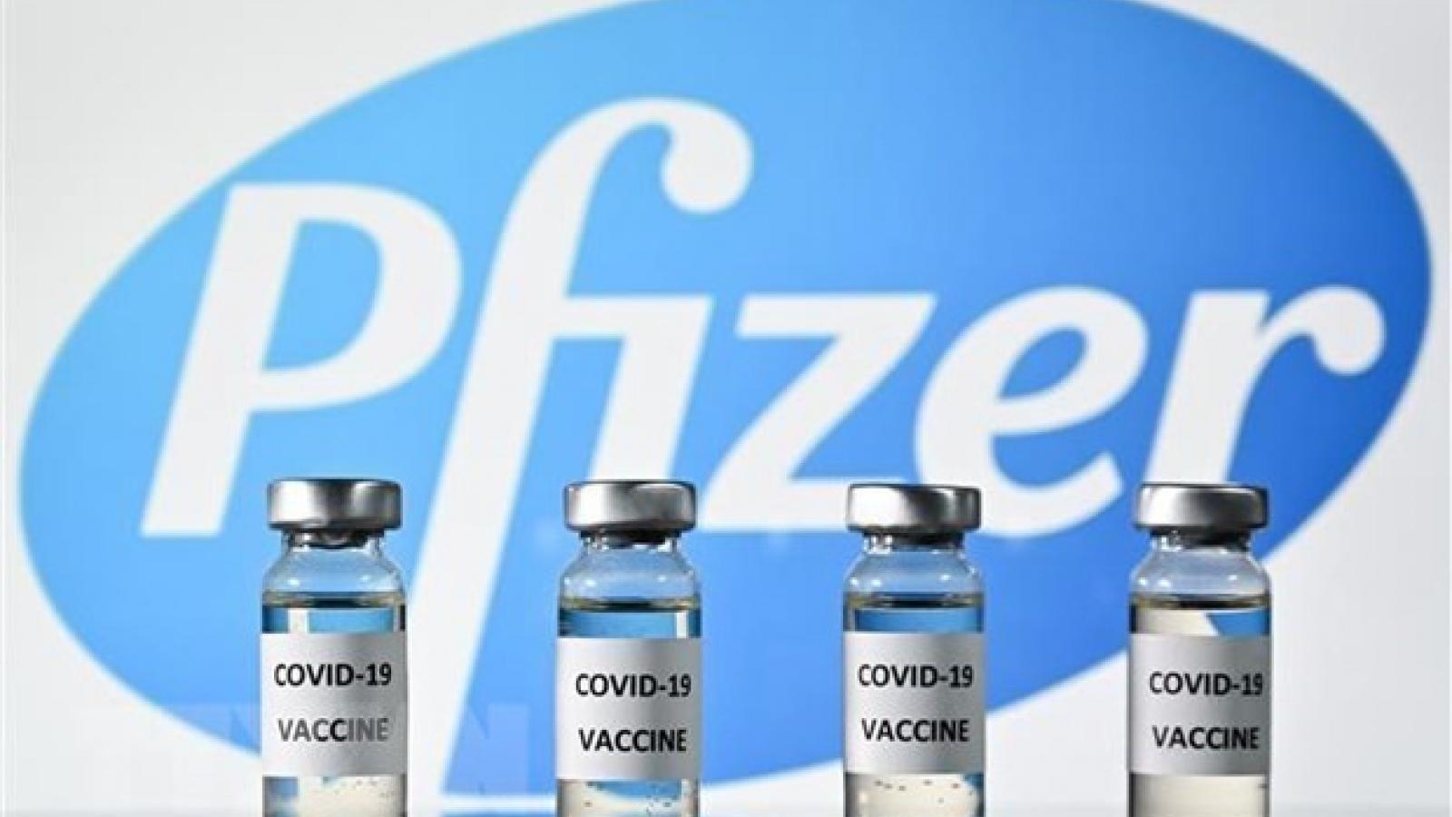 Pfizer chuẩn bị thử nghiệm vaccine Covid-19 đối với trẻ em dưới 12 tuổi