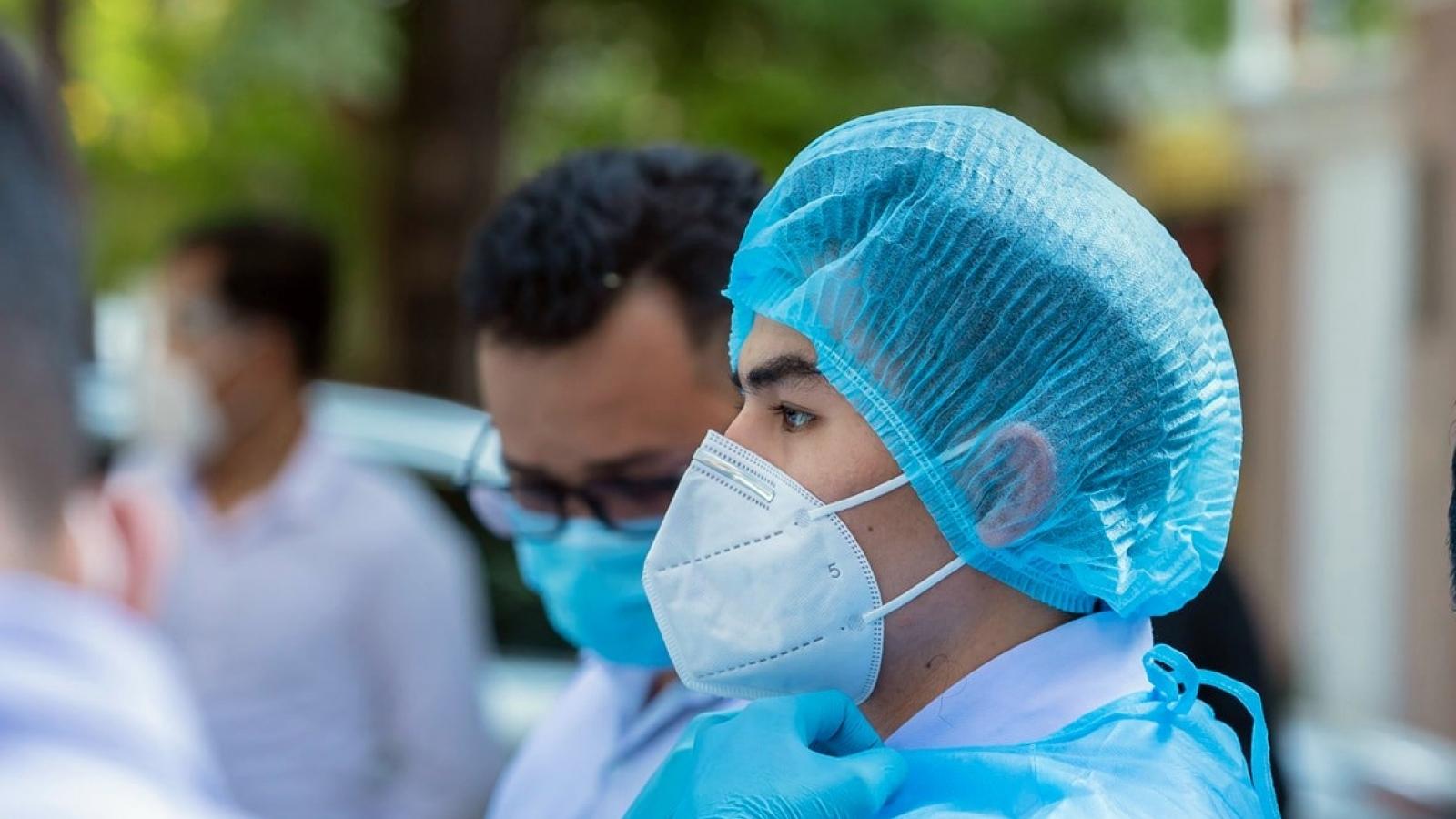 Biến chủng virus SARS-CoV-2 từ Ấn Độ xâm nhập Campuchia
