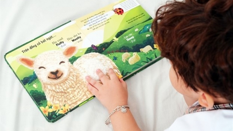Children's books aim to stimulate young readers