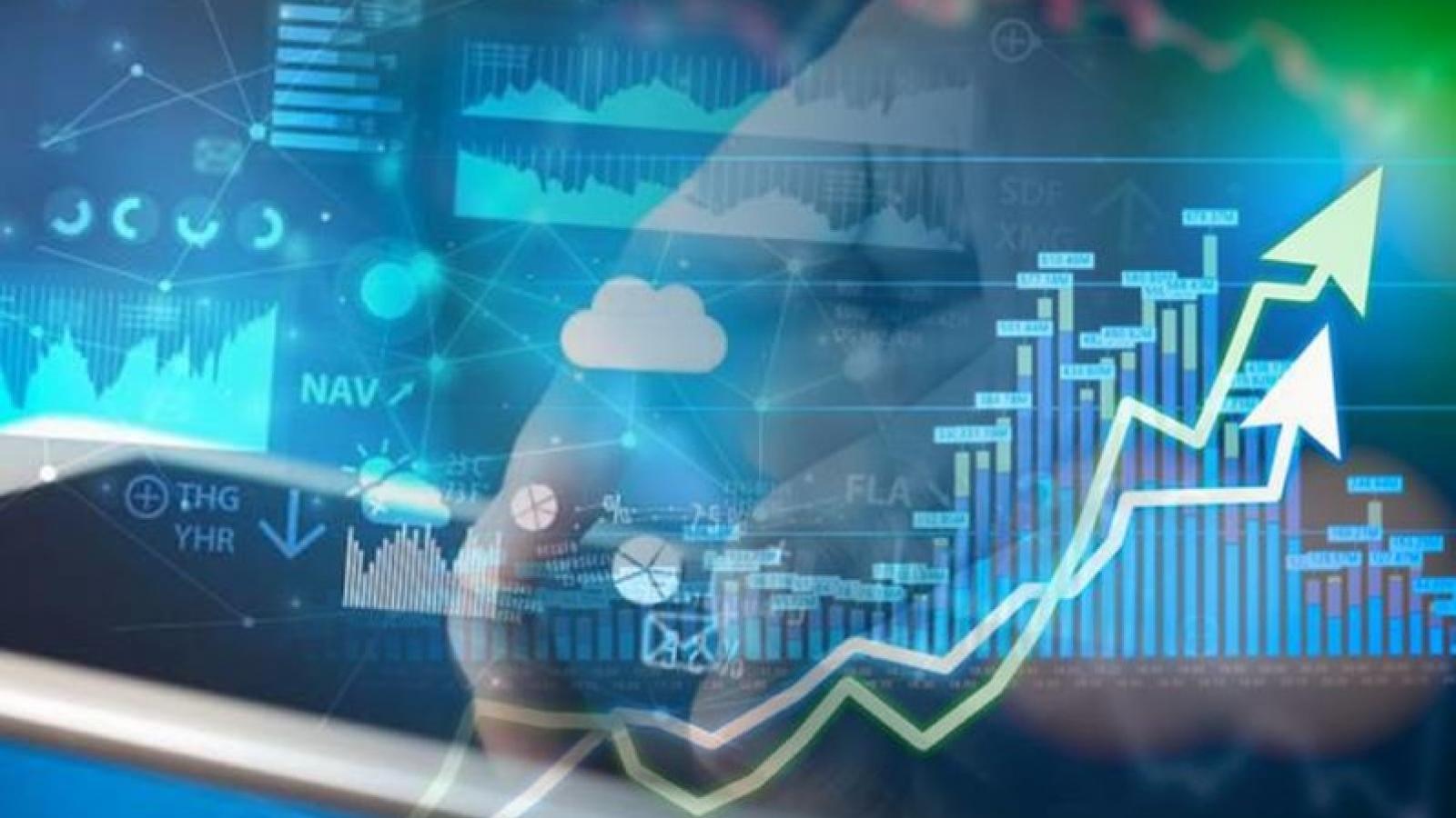 VN-Index tiếp tục thử thách vùng kháng cự quanh 1.405 điểm trong ngắn hạn