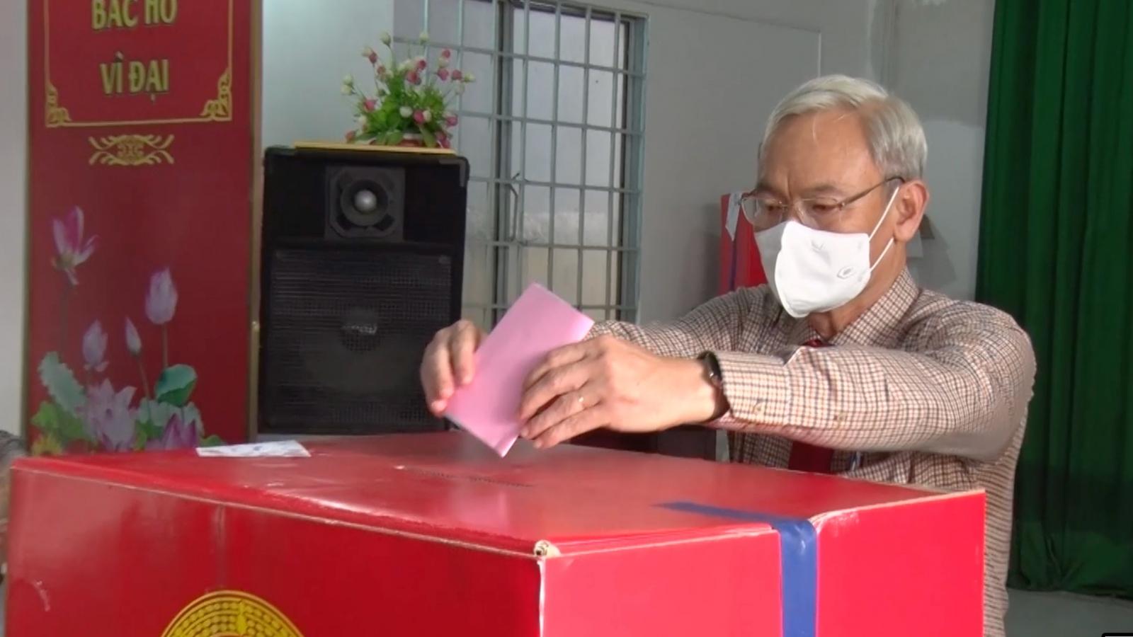 Đồng Nai công bố 81 đại biểu trúng cử HĐND tỉnh nhiệm kỳ 2021 - 2026