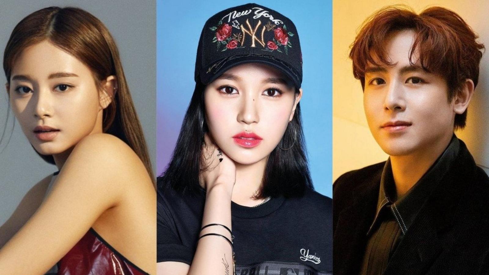 5 ngôi sao K-pop xuất thân giàu có