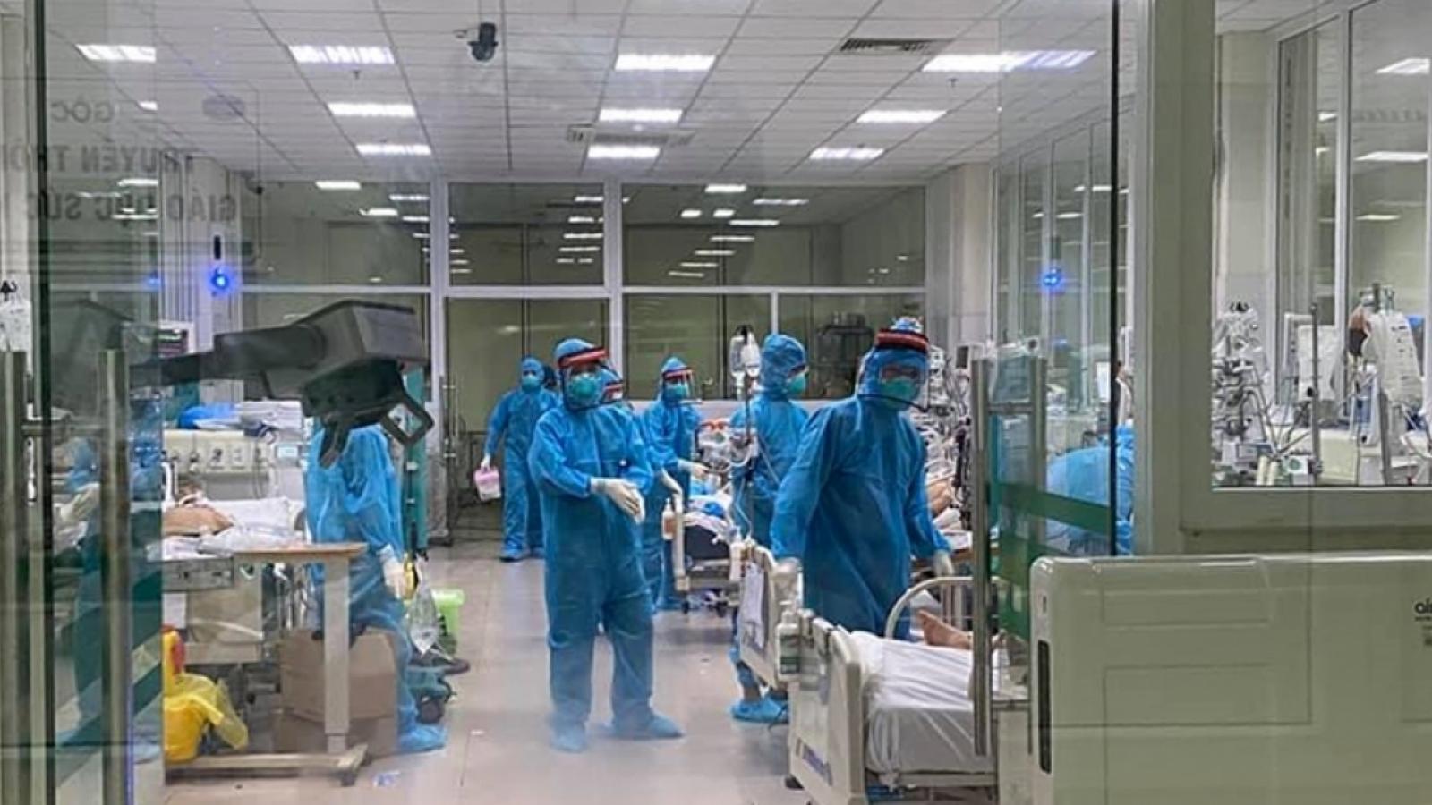 Bệnh nhân Covid-19 37 tuổi, con chủ quán bánh canh O Thanh ở TP HCM tử vong