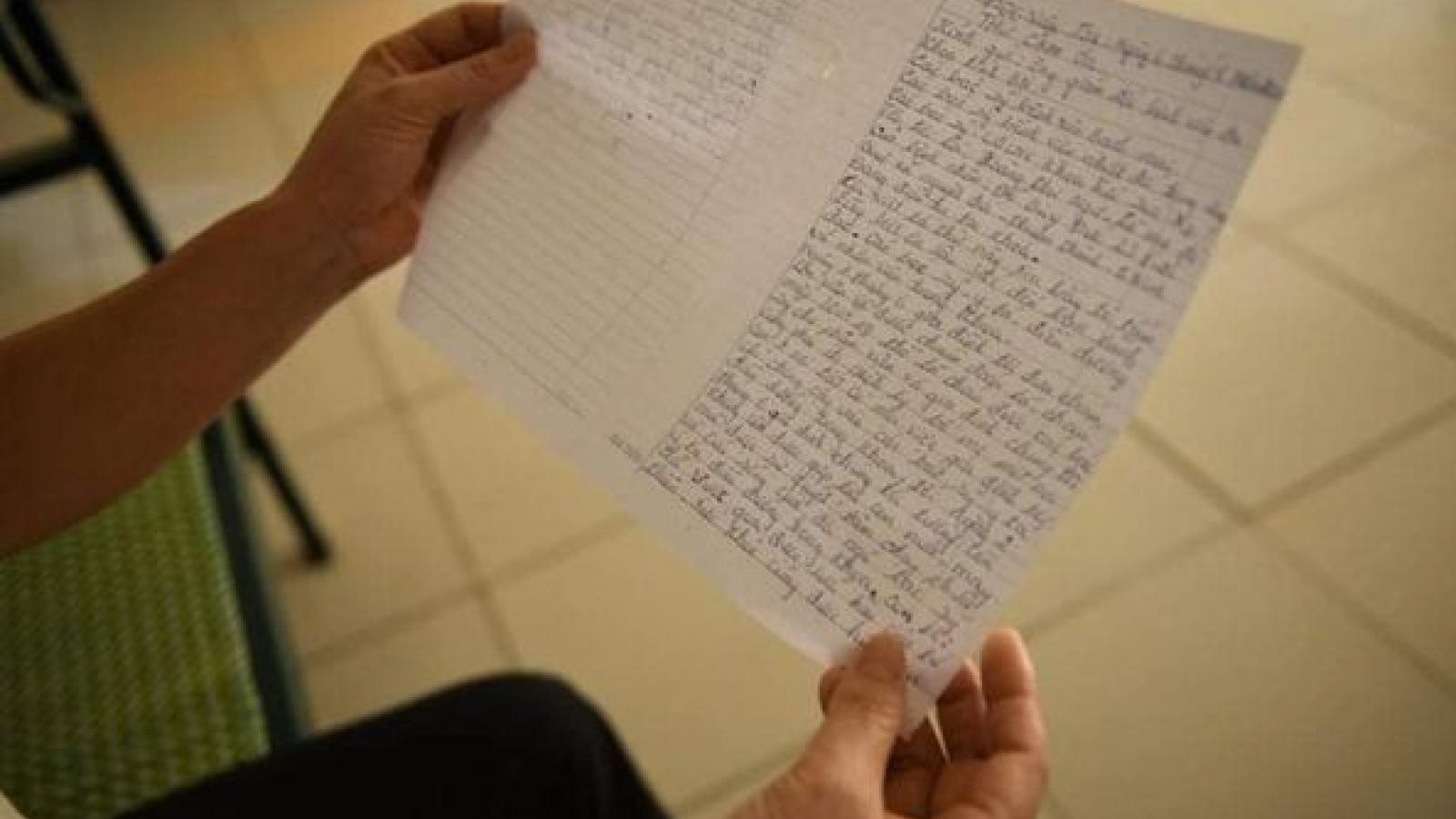 Bức thư của người mẹ gửi các y bác sĩ đã giành lại sự sống cho con trai mắc COVID-19