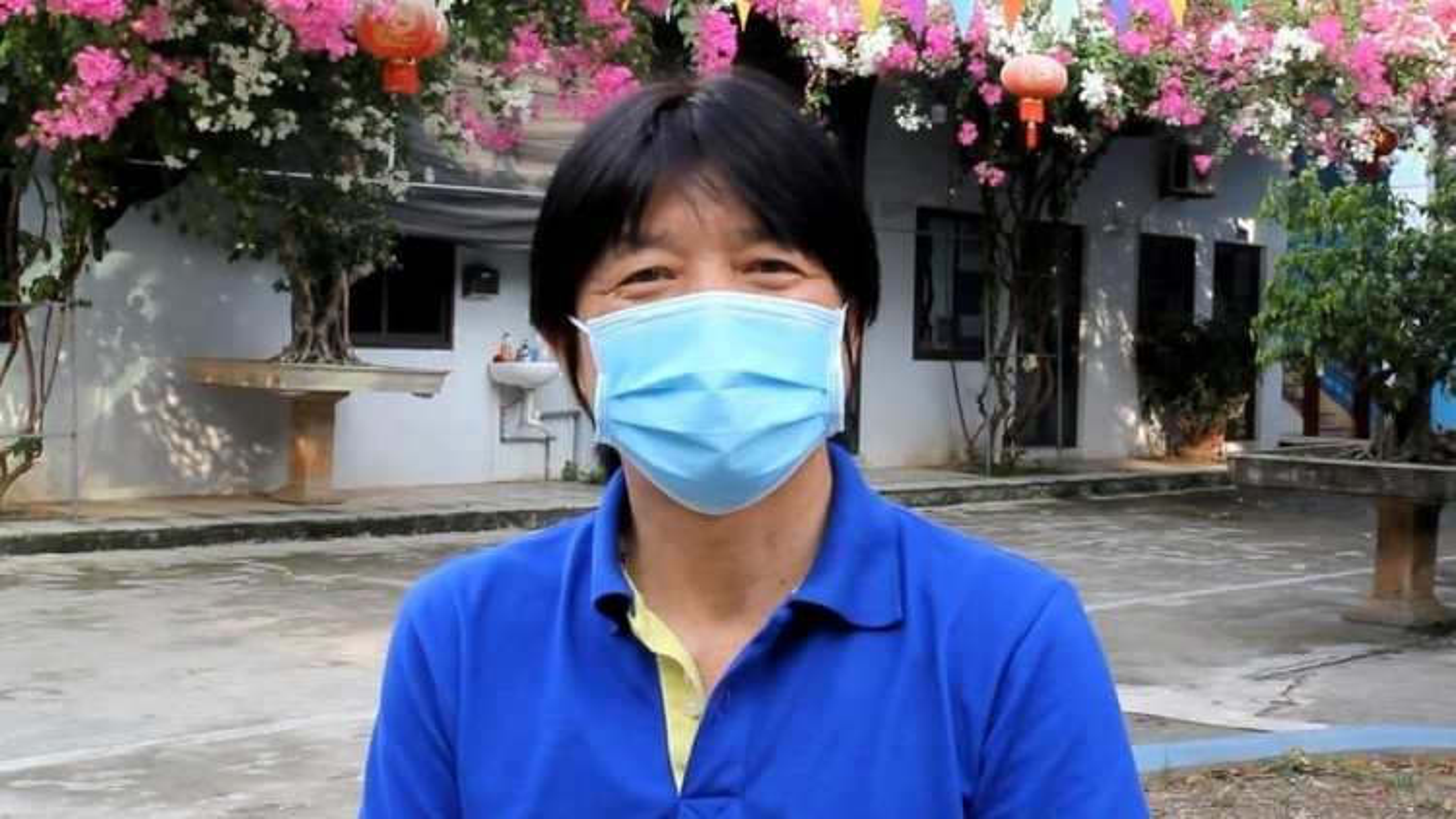 Chuyên gia Nhật Bản tham gia đội tình nguyện chống dịch tại Bắc Giang