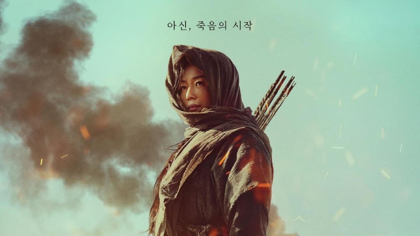 """""""Mợ chảnh"""" Jun Ji Hyun chính thức lộ diện trong trailer mới của ngoại truyện """"Kingdom"""""""