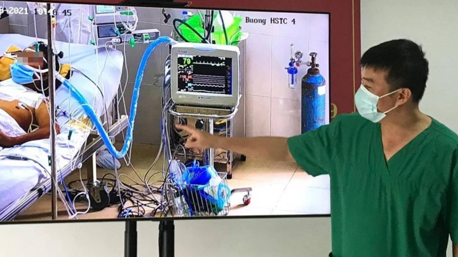 4 bệnh nhân COVID-19 đã cai ECMO, thở máy và sắp được xuất viện