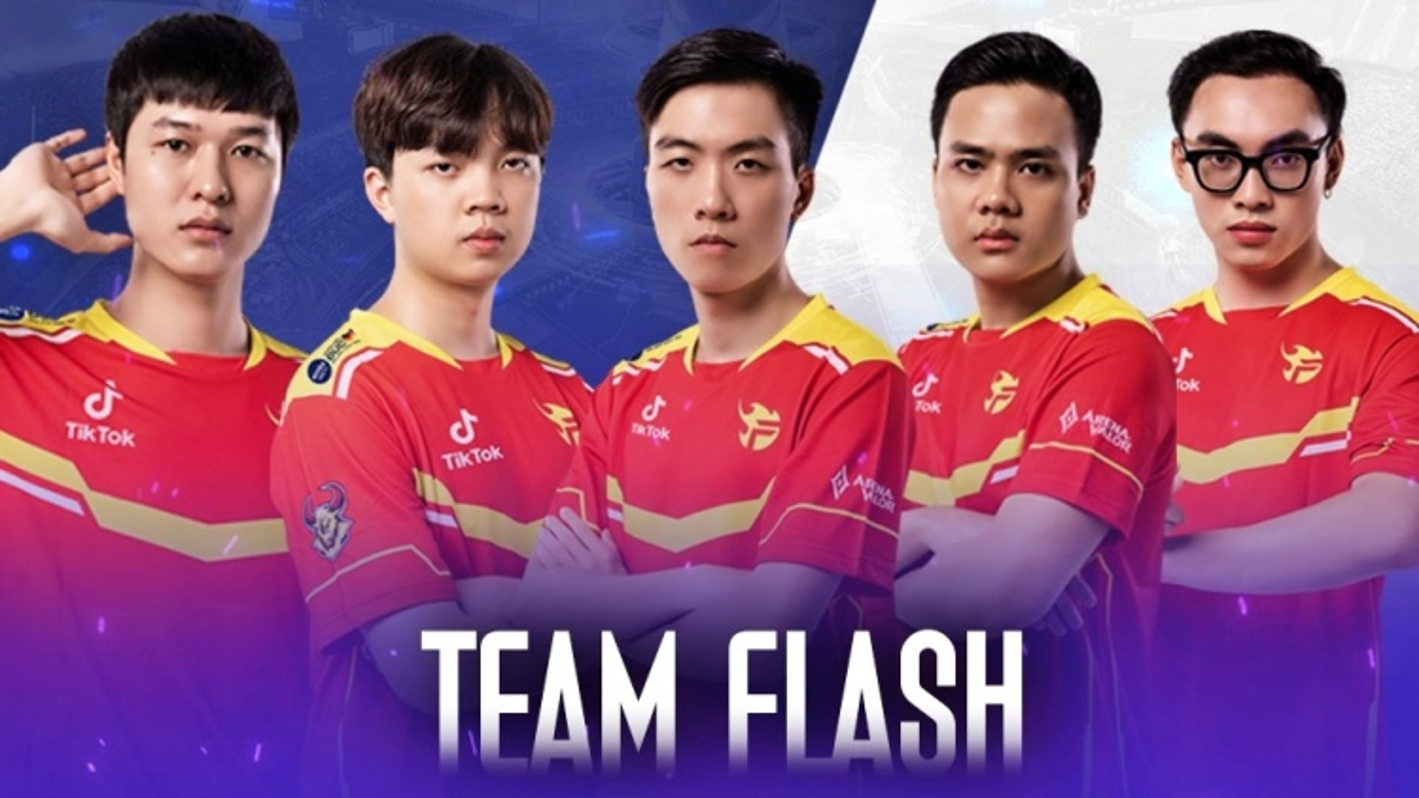 AWC 2021: Team Flash của Việt Nam hòa nghẹt thở đại diện Thái Lanở bảng tử thần