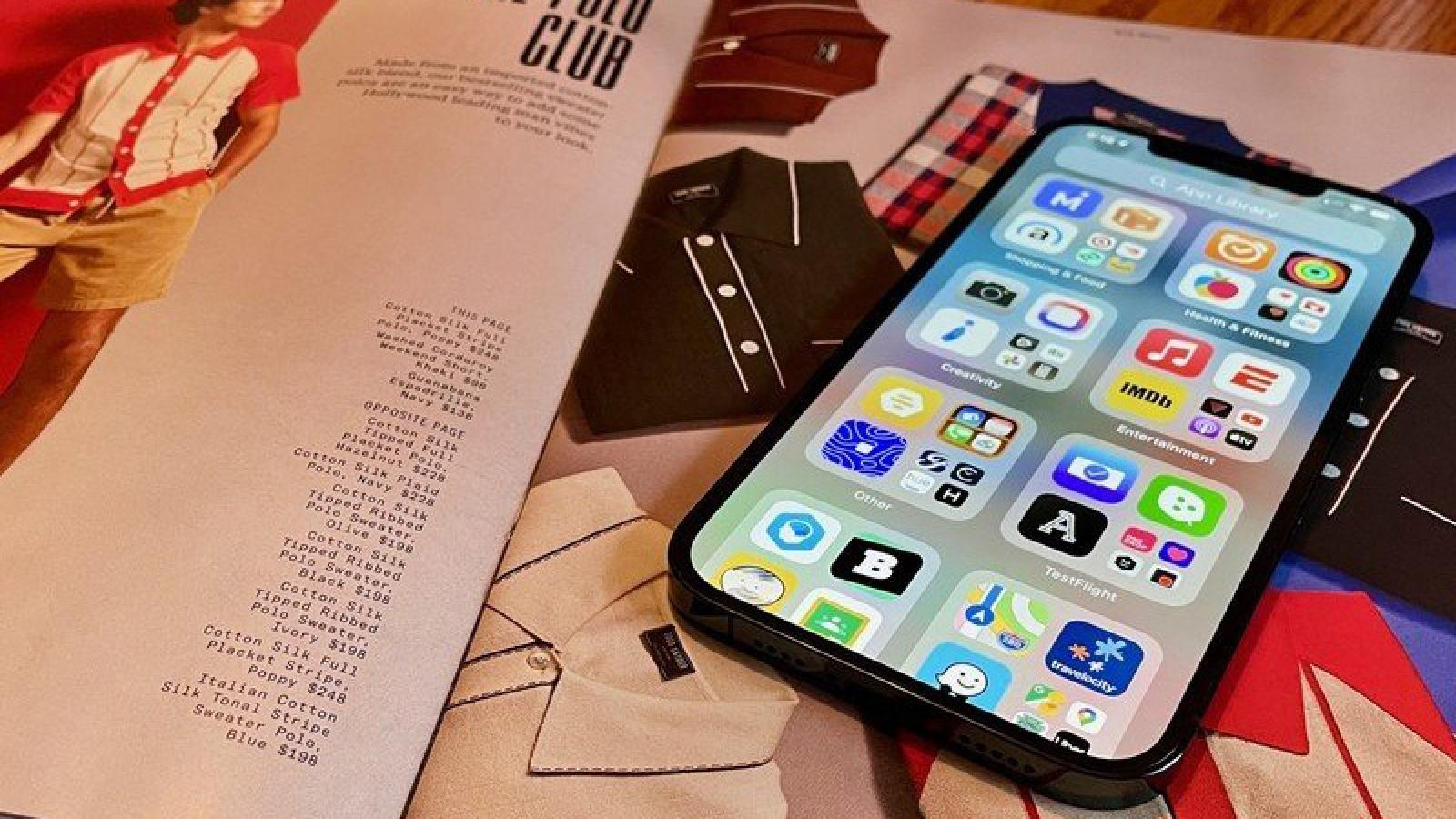 Sắp có mẫu iPhone cỡ lớn rẻ nhất từ trước đến nay?