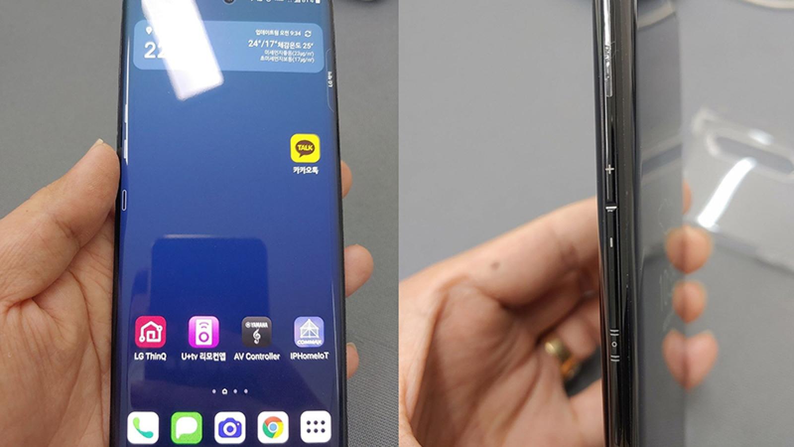 """LG Velvet 2 Pro - chiếc smartphone """"xấu số"""" bị hủy bỏ trước khi lên kệ"""