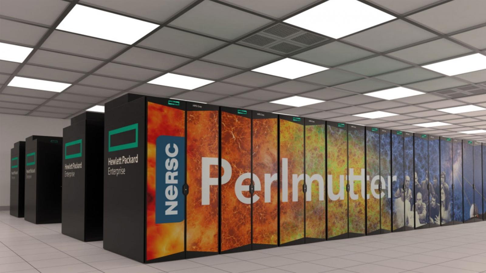 Siêu máy tính nhanh nhất thế giới trang bị đến hơn 6.000 GPU NVIDIA A100