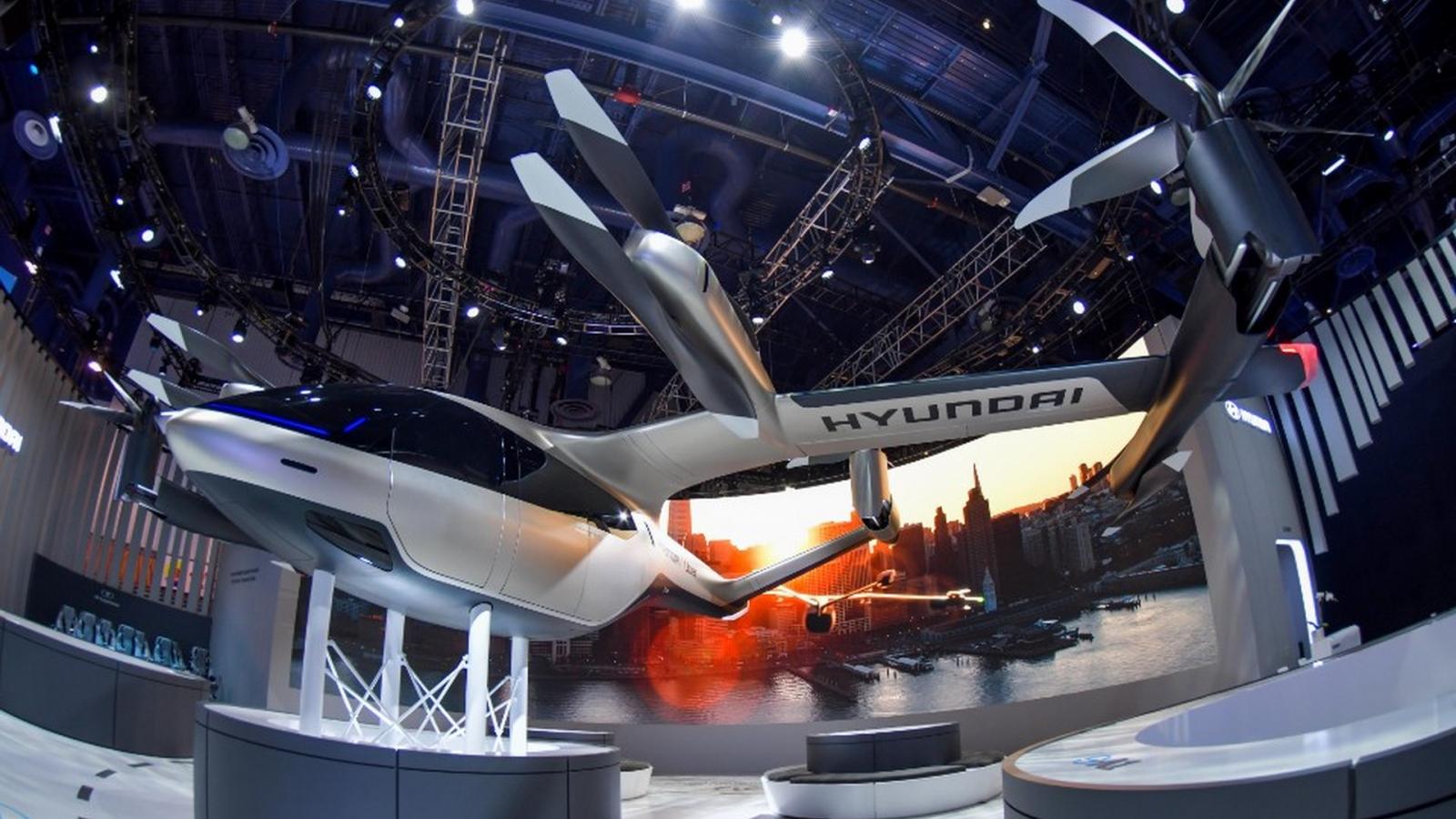 Hyundai có thể sản xuất ô tô bay tại các sân bay lớn của Mỹ vào năm 2025