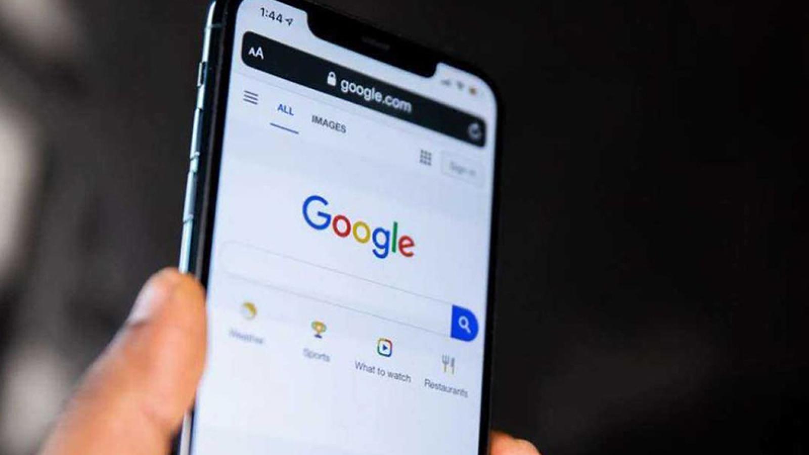 Nhiều người dùng Android tại Việt Nam gặp lỗi lạ với ứng dụng Google