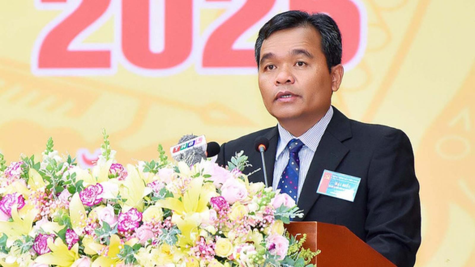 Bí thư Tỉnh ủy Gia Lai Hồ Văn Niên được bầu giữ chức Chủ tịch HĐND tỉnh