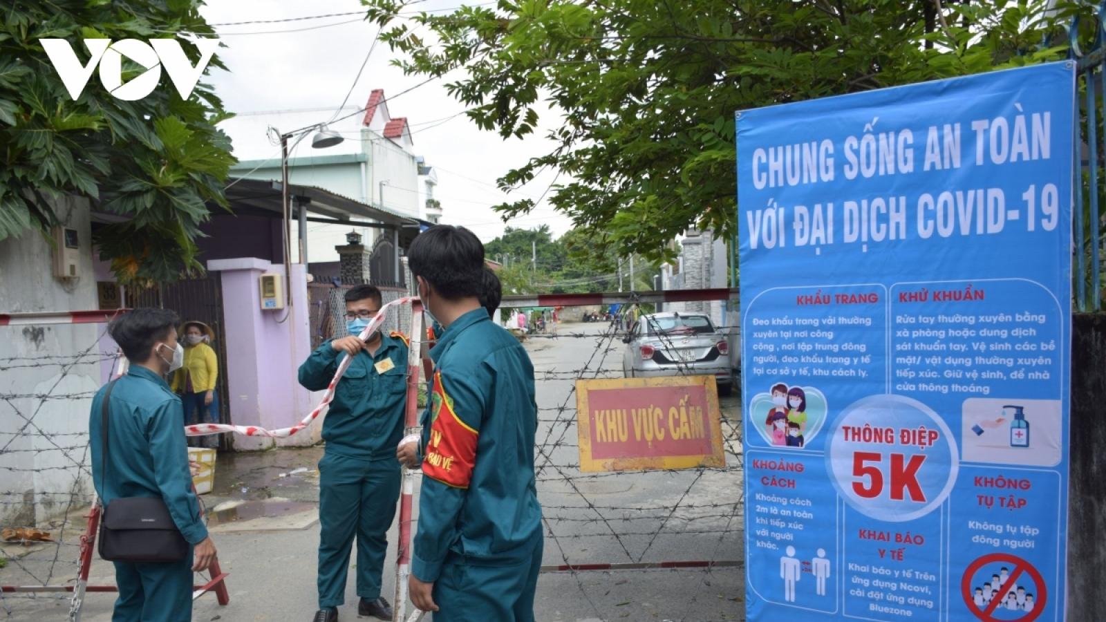 6 giờ qua, Việt Nam có thêm 112 ca mắc COVID-19, riêng TP.HCM 50 ca