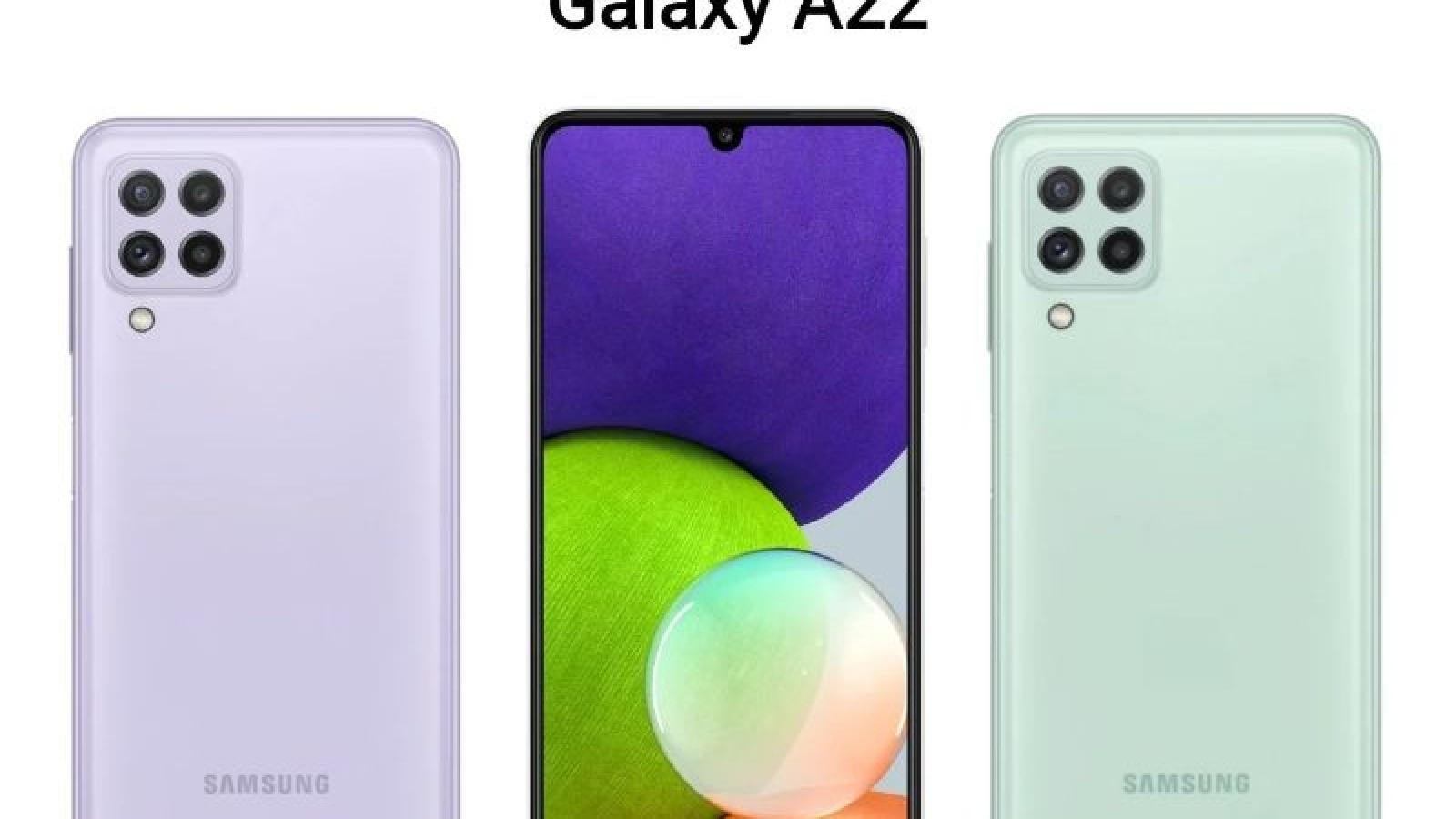 Samsung công bố smartphone 5G rẻ nhất