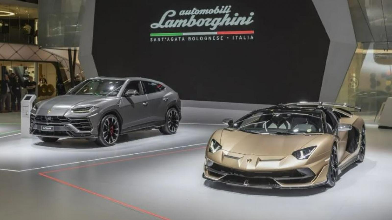 Tập đoàn đầu tư Quantum Group tăng giá thầu để cố mua Lamborghini