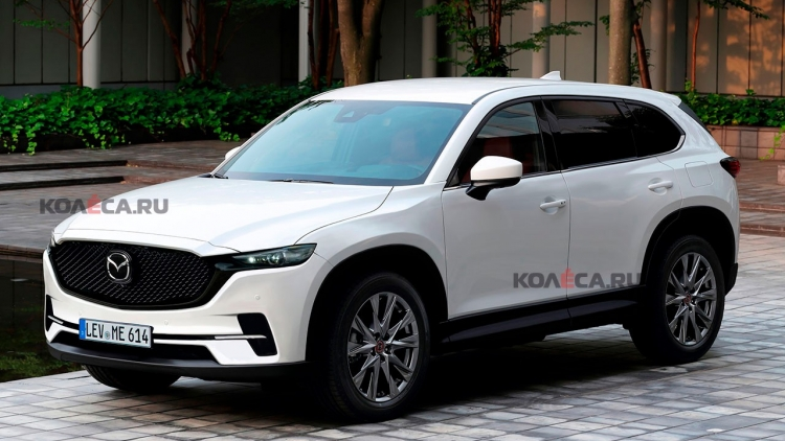 Mazda CX-50 2023 có khả năng được trang bị dẫn động cầu sau