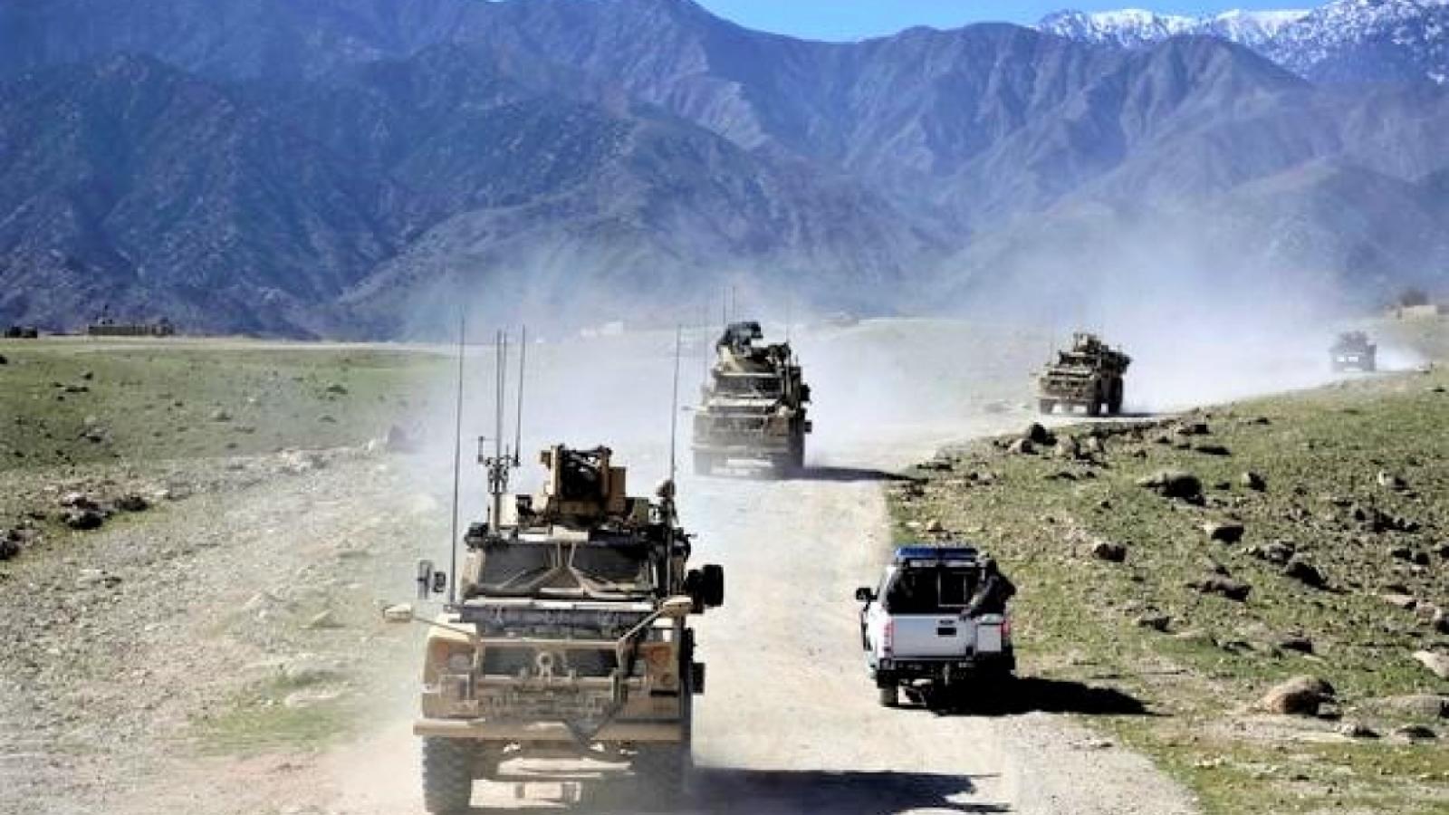 Afghanistan - phép thử năng lực Tổ chức hợp tác Thượng Hải (SCO)