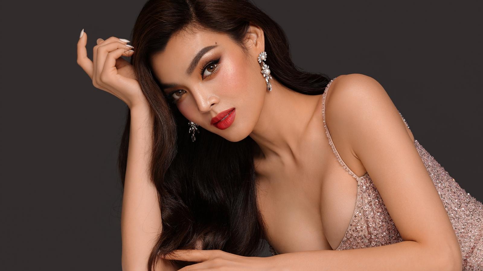Hoa hậu chuyển giới Trân Đài hạnh phúc vì được khen giống Song Hye Kyo