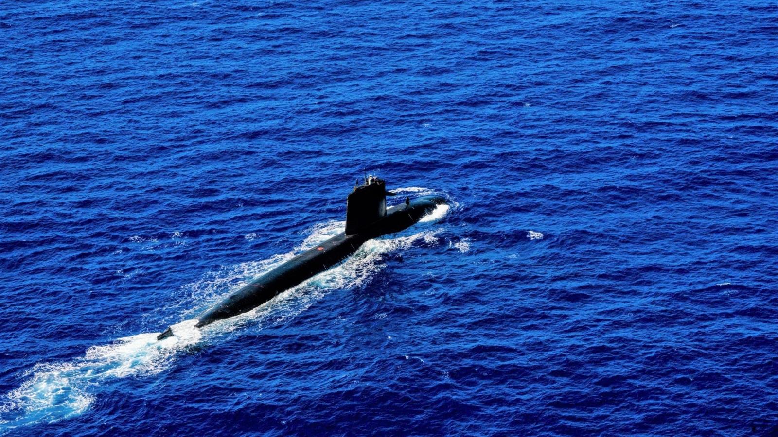 Lộ trình mua tàu ngầm hạt nhân của Australia