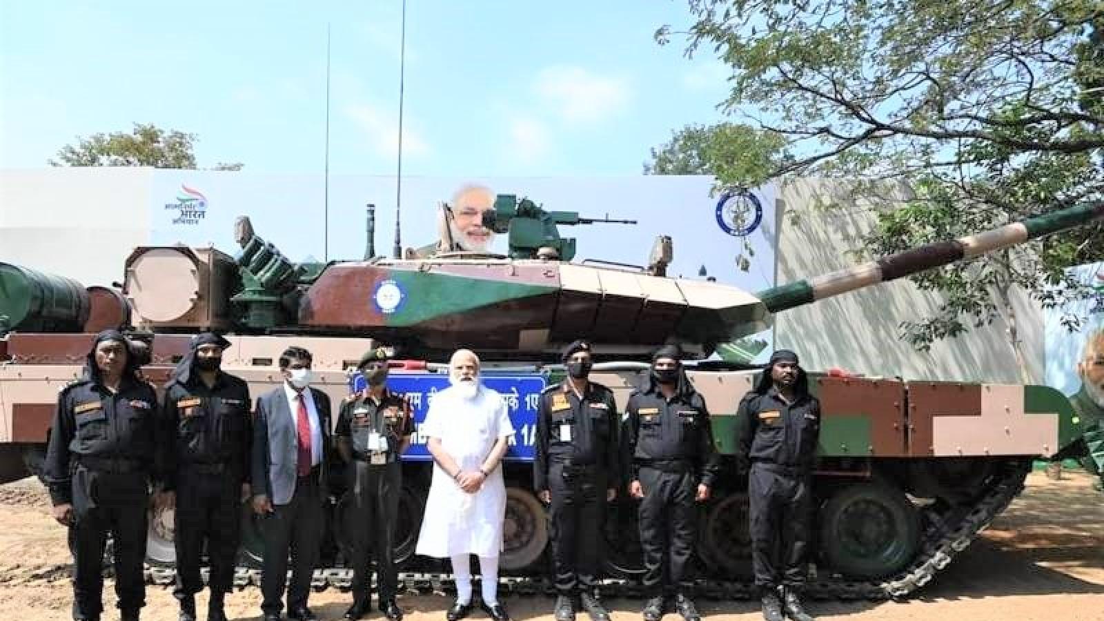 """Dự án """"thoát Nga"""" FCRV đầy tham vọng của Ấn Độ"""