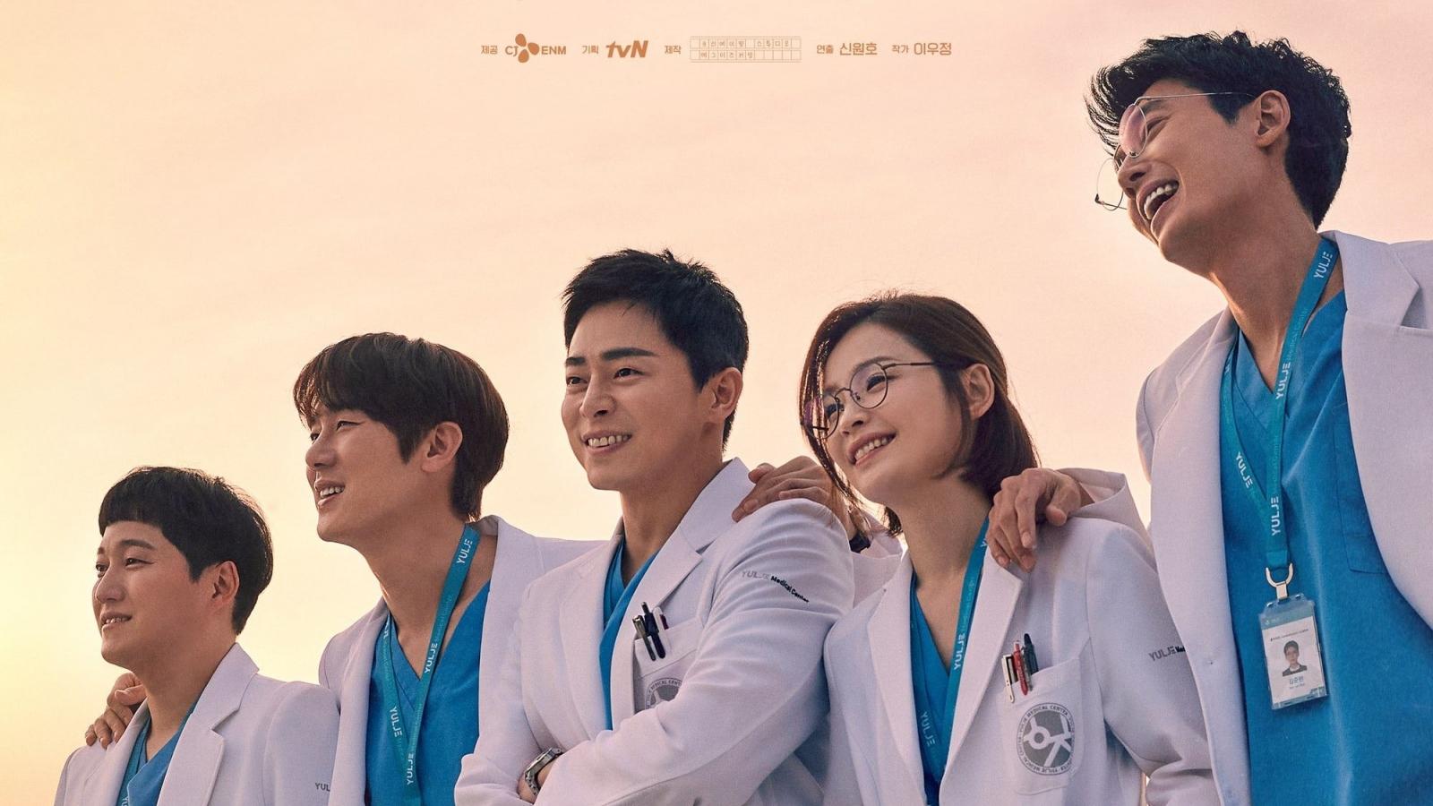 """5 tựa phim lãng mạn Hàn Quốc sẽ khiến người xem """"tan chảy"""" trong tháng 6"""