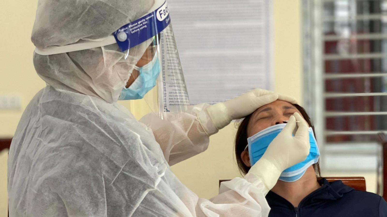 Hà Tĩnh phát hiện 1 ca tái dương tính với virus SARS-CoV-2